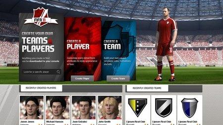 'FIFA 11'. Fecha oficial de salida y más imágenes