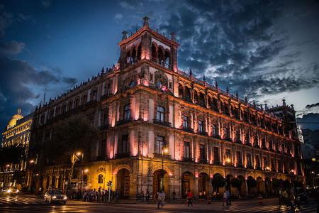 Antiguo Ayuntamiento De La Ciudad De Mexico Df