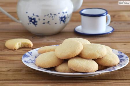 Suspiros de Pajares, receta tradicional asturiana para nostálgicos de las galletas de mantequilla de toda la vida
