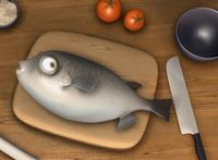 La historia de Fugu el pez globo. Vídeo