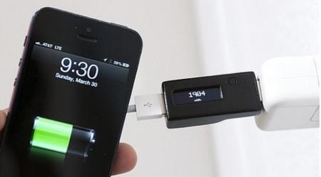 Acelera la carga de tu smartphone con Legion Meter, un polímetro sorprendente