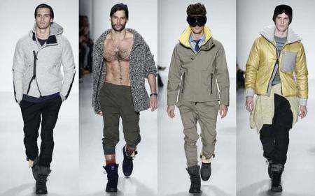 New York Fashion Week Trendencias Hombre