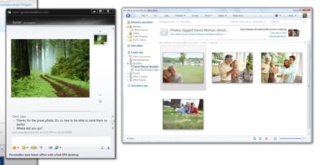 PhotoSharing en la Galeria Fotografica de Windows Live