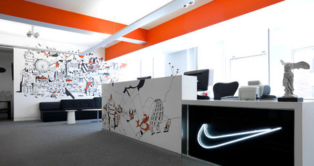Resultado de imagen de oficinas nike