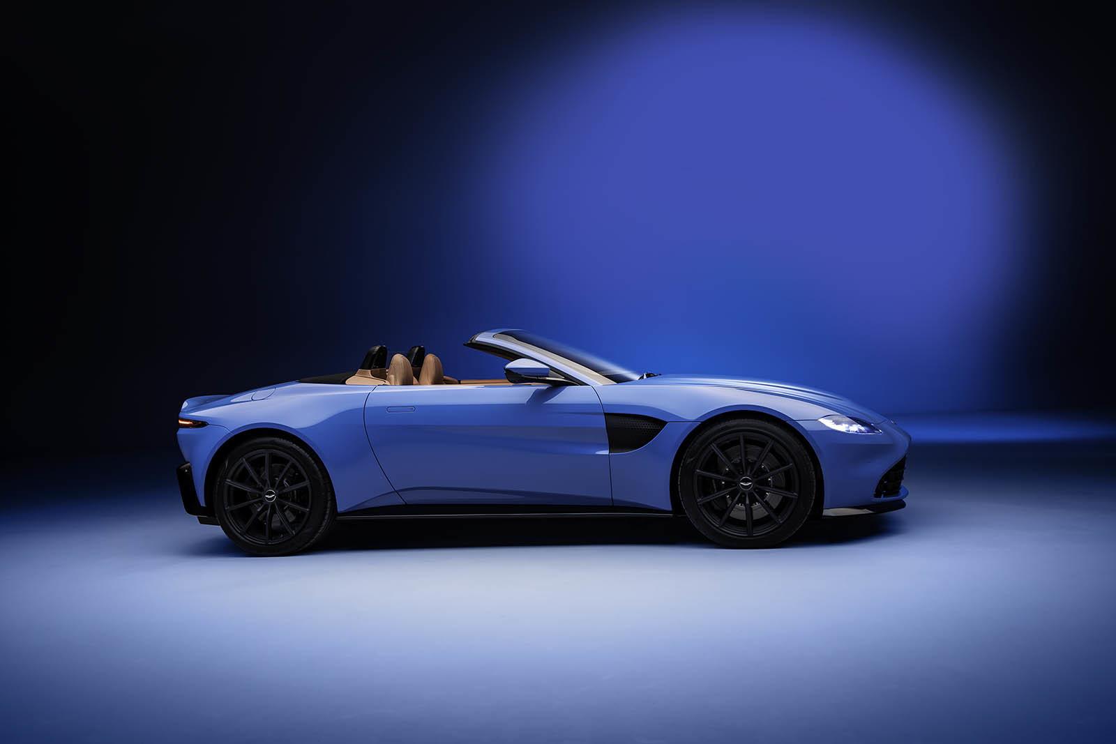 Foto de Aston Martin Vantage Roadster 2020 (3/11)