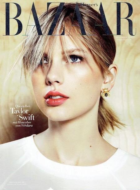 Taylor Swift Harpers Bazaar Magazine