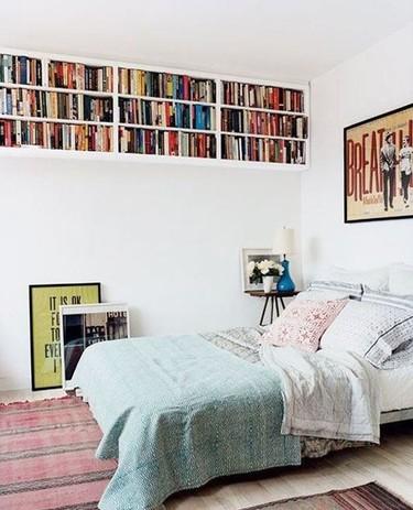 Disfrutando del ocio ¿nos quedamos a leer en la cama?