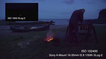 Vídeo de demostración de la Sony A7s y su poderío con escasa luz