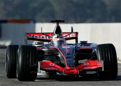 Fernando Alonso, de nuevo el más rápido en Monza