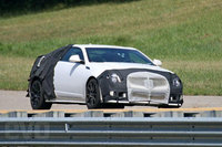 El Cadillac CTS-V Coupe cazado en pruebas