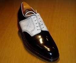 Zapatos de golf a medida de John Lobb