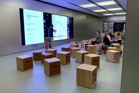 Apple Store La Maquinista 6