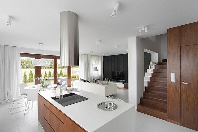 las 5 ventajas de tener una cocina abierta te apuntas