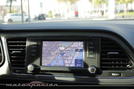 SEAT León ST 2014 - navegador