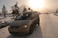 La Volkswagen Caddy Maxi 4Motion logra su objetivo