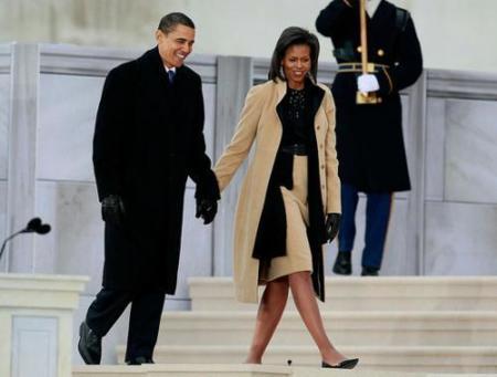 michelle obama vestido inaugural