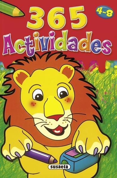"""""""365 actividades"""", un entretenido libro para cada día del año"""