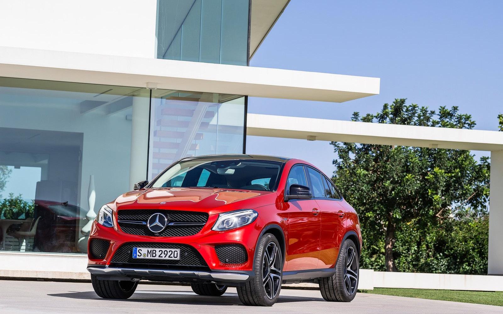 Foto de Mercedes-Benz GLE Coupé (4/31)
