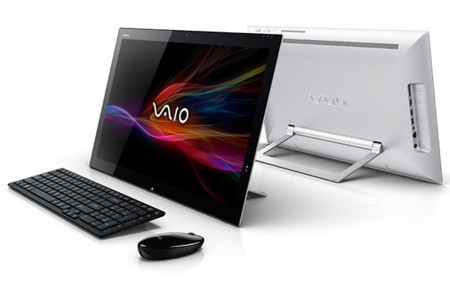 Sony Vaio PC business