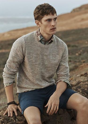Moda para hombres: las bermudas y el largo a debate