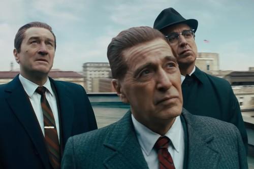 Vimos 'The Irishman': Netflix va de nuevo por los Oscar con tres horas y media de tecnología al servicio de Scorcese