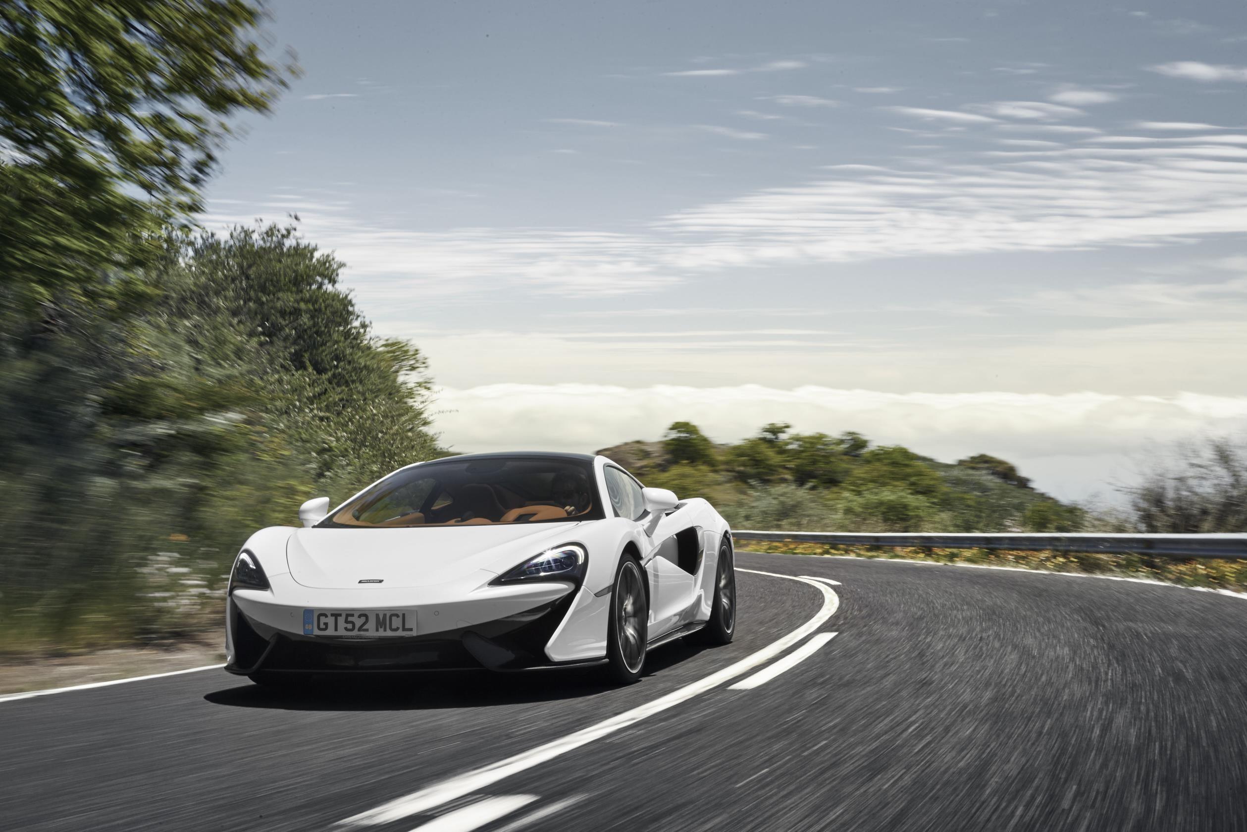 Foto de McLaren 570 GT Sport Pack (3/8)