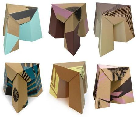 Paper Tiger Products, muebles de cartón
