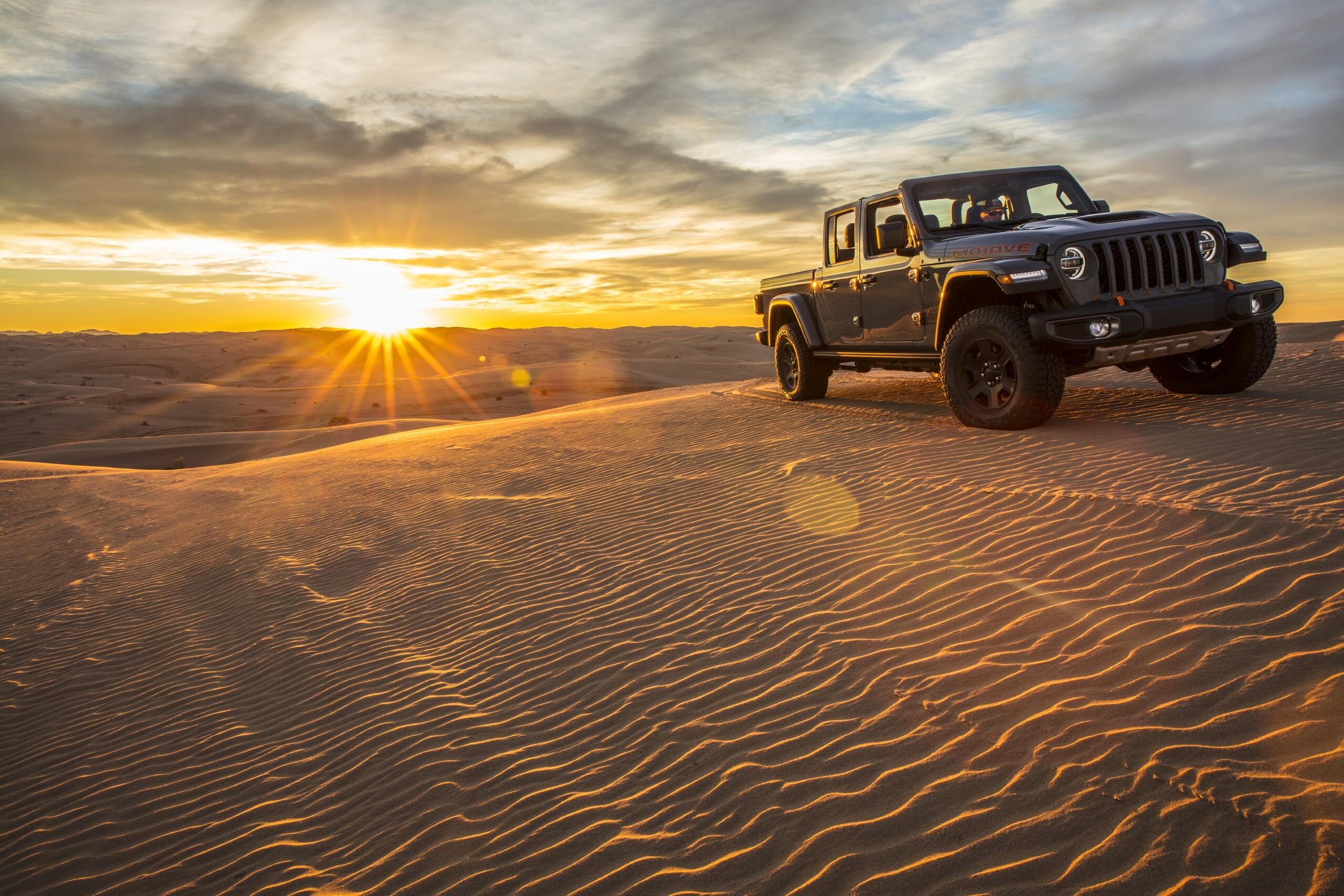Foto de Jeep Gladiator Mojave 2021 (8/11)