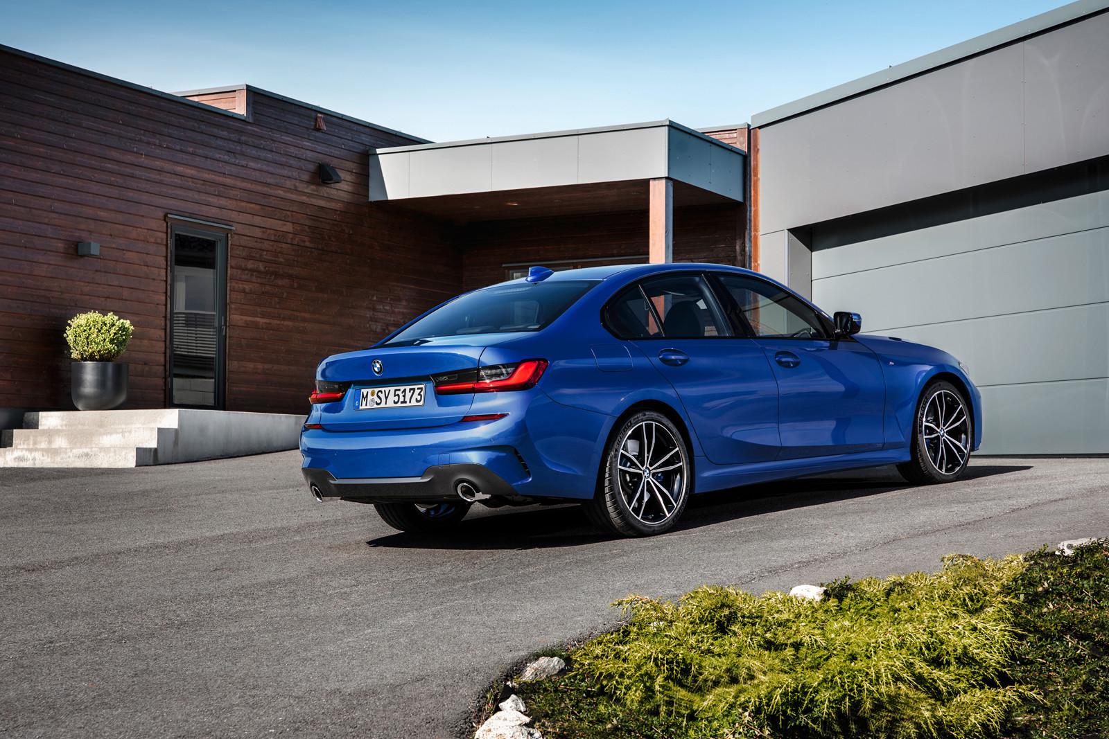 Foto de BMW Serie 3 2019 (22/131)