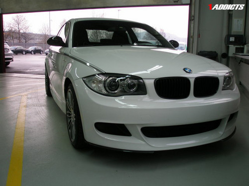 Foto de BMW Serie 1 Tii, fotos espía (1/10)