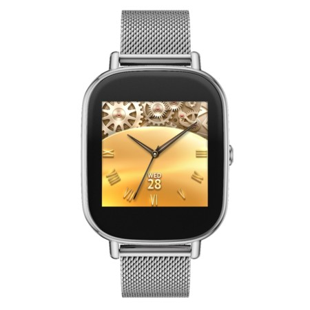 Asus Zenwatch 2 Wi502q Silver Metal Strap