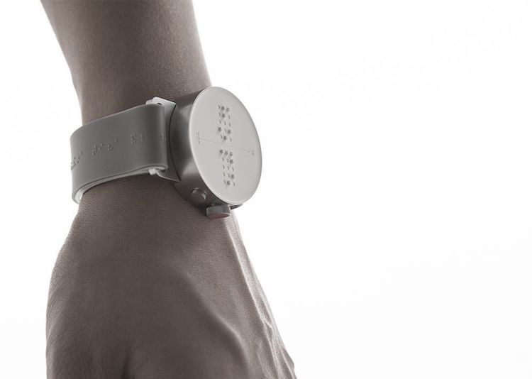Dot Braille Smartwatch 3