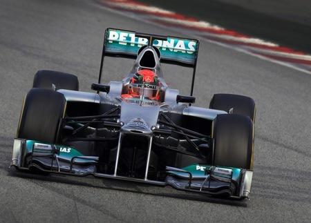 Mercedes AMG F1 nos hace un resumen de las novedades deportivas en la F1 2012