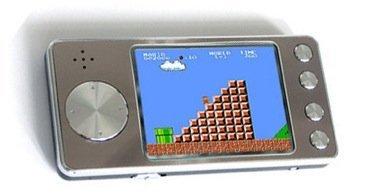 Ainol V1000, reproductor de música con emulador de NES