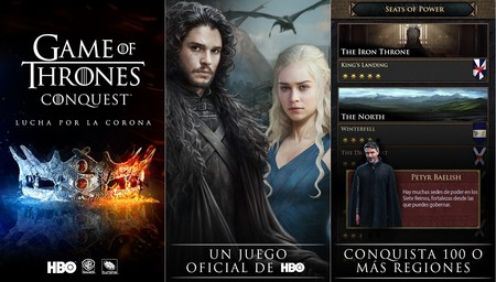 Resultado de imagen para Game of Thrones: Conquest
