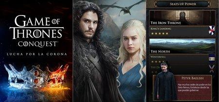 'Game of Thrones: Conquest': para crear un buen juego hace falta algo más que inspirarse en la serie de moda