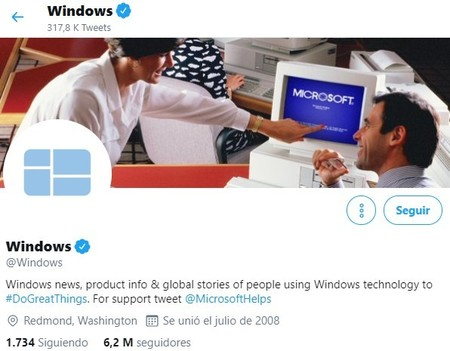 Windows Twitter