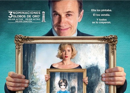 'Big Eyes', Tim Burton y la pérdida de la identidad