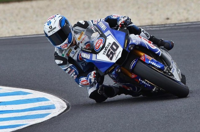 Sylvain Guintoli se pasa a Kawasaki para arreglar la crisis en el equipo Puccetti