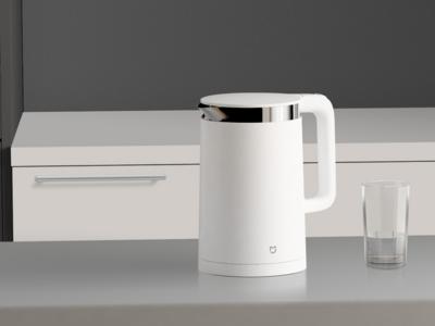 Venta Flash: Xiaomi Mi Electric Water Kettle, el hervidor de agua de Xiaomi, por 42,89 euros