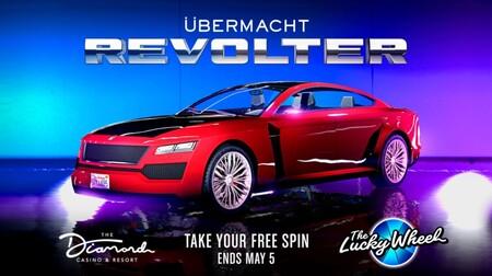 Gta Online Ubermacht Revolter