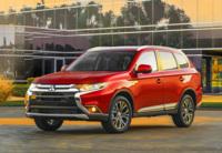 Nueva imagen y mejoras para el Mitsubishi Outlander