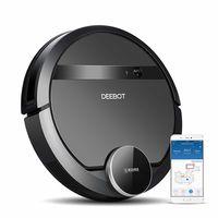 Oferta de Amazon en el robot de limpieza Ecovacs Robotics Deebot 901: podemos comprarlo por 237,90 euros