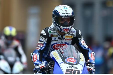 Sylvain Guintoli Yamaha Wsbk 2016