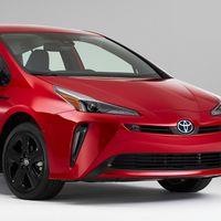 Toyota Prius 2020 Edition: edición especial para celebrar el 20 aniversario en EEUU con sólo cambios sutiles