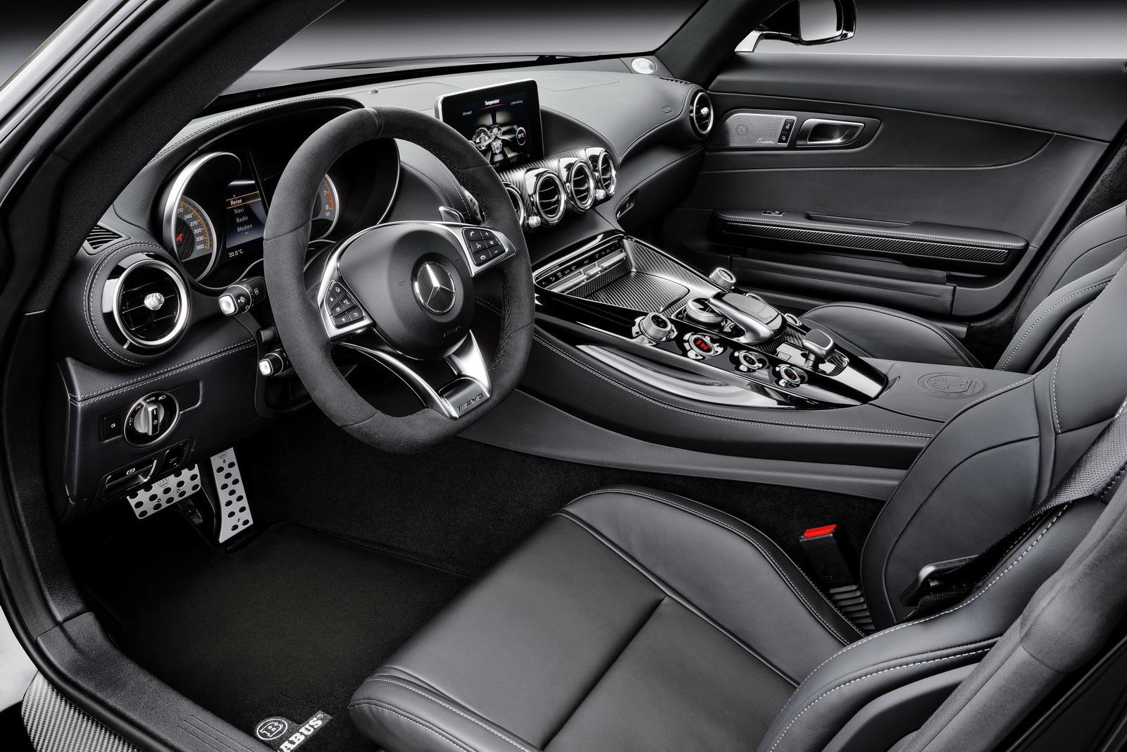 Foto de Brabus Mercedes-AMG GT S (12/38)