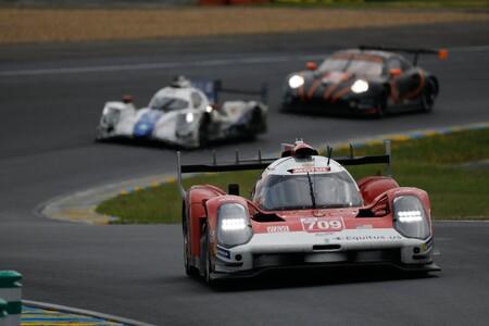 Glickenhaus 24 Horas De Le Mans Wec 2021