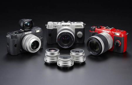 Pentax Q10: Todo lo que necesitas saber sobre la cámara sin espejo más pequeña del mercado