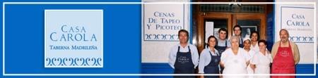 La Magia de la Zarzuela en Casa Carola hasta finales de junio