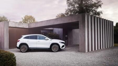 Mercedes Benz Eqa 2021 Precios 1